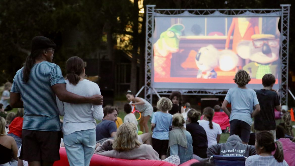 Upcoming Event: Cinema by the Sea
